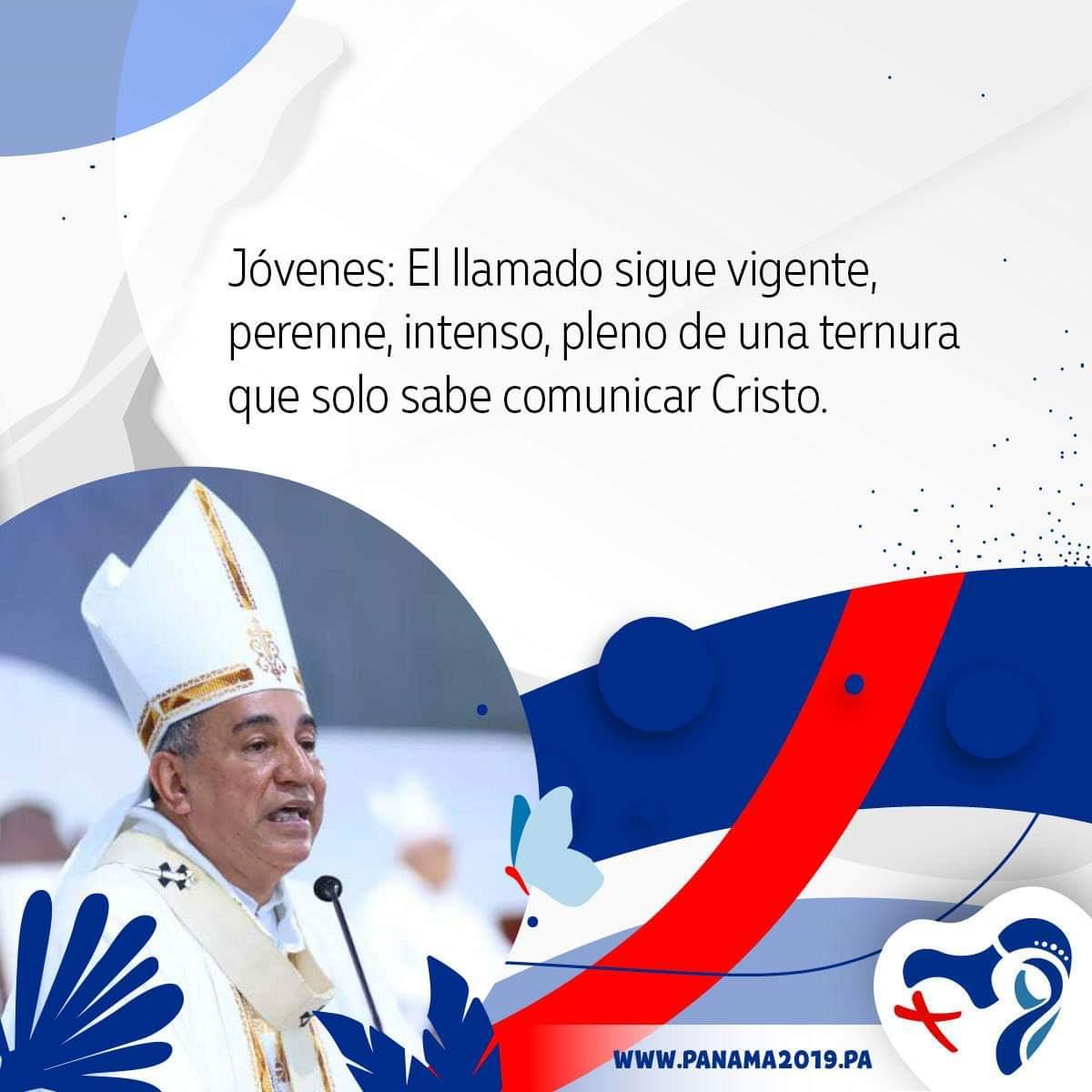 Homilía: Misa de bienvenida a los peregrinos
