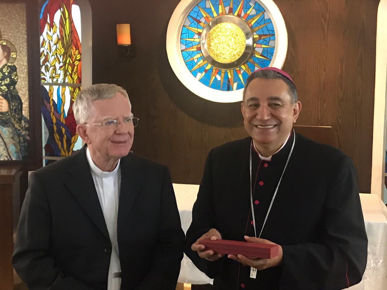 Llega a Panamá reliquia de 1er Grado de San Juan Pablo II