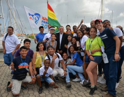Llega a  Panamá velero francés para la JMJ