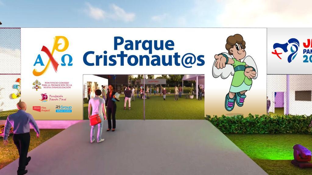 Conoce la programación del Parque Cristonautas en la JMJ