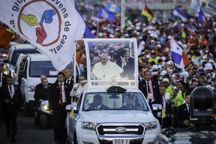 Todos los discursos y homilías que pronunció S.S. Francisco en su Viaje Apostólico a Panamá  Enero 2019