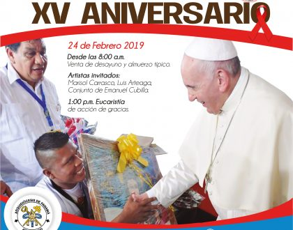 Casa Hogar Buen Samaritano celebra XV Aniversario con Feria Familiar