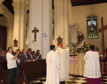 Eucaristía por los 300 años Jubilar de San Juan Bautista La Salle