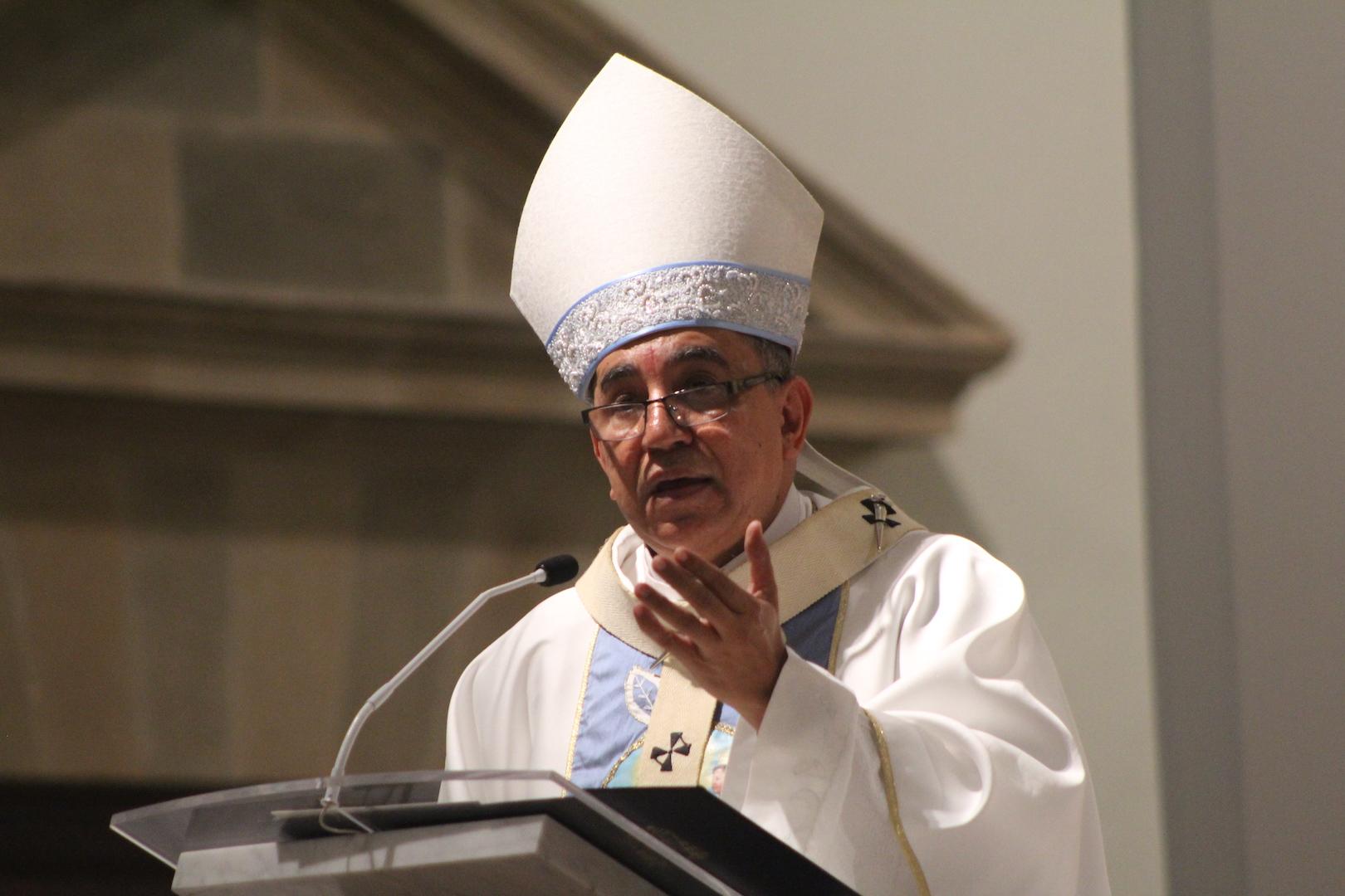 HOMILIA DE LA MISA CRISMAL 2019 - Arzobispo de Panamá