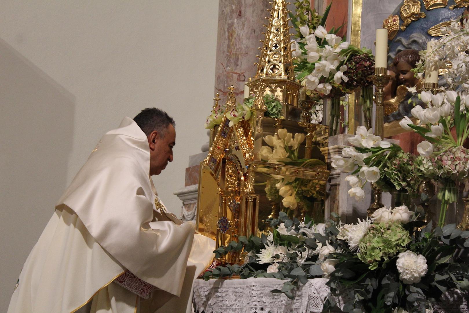COMUNICADO DE LA OFICINA DE COMUNICACIÓN Y PRENSA - Celebración de Semana Santa del Arzobispo de Panamá