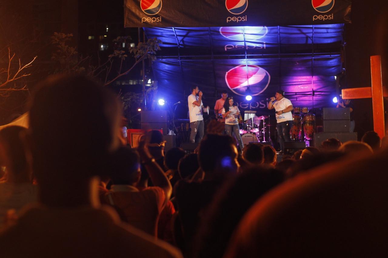"""""""CELEBREMOS 2020"""" UN EVENTO FESTIVO MUSICAL Y JUVENIL"""