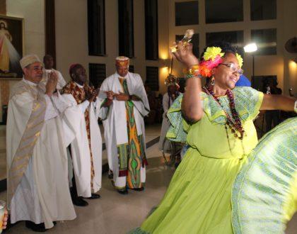 """Arzobispo de Panamá destaca el valor de la """"abuela África"""""""