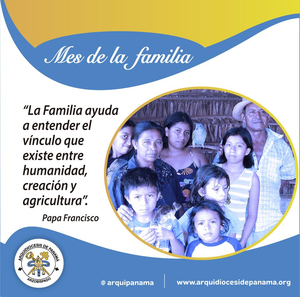 Campaña en junio será valorar a cada miembro de la familia