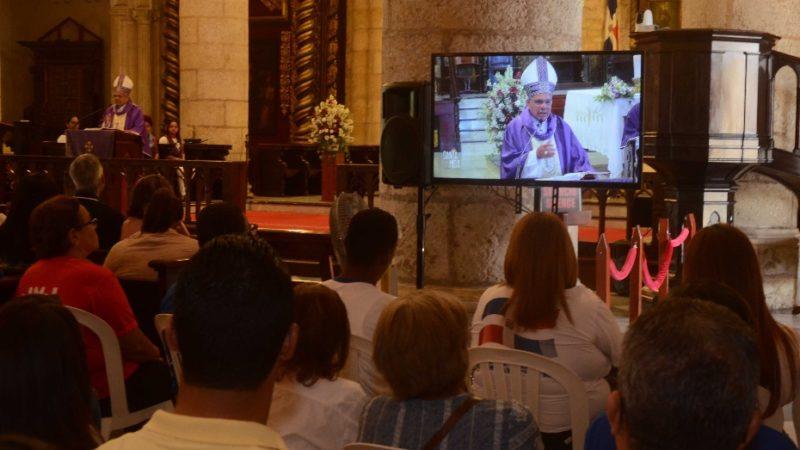 En Santo Domingo Rep. Dom, celebran misa de gracias por los frutos del JMJ-2019