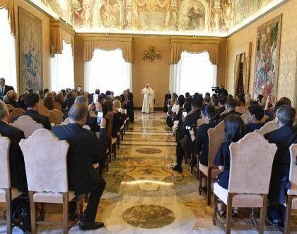 """El Papa Francisco: en Panamá encontré un país noble """"Prepárense para la segunda JMJ en 150 años"""""""