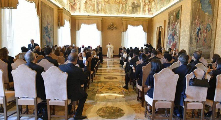 peregrinos panama papa francisco