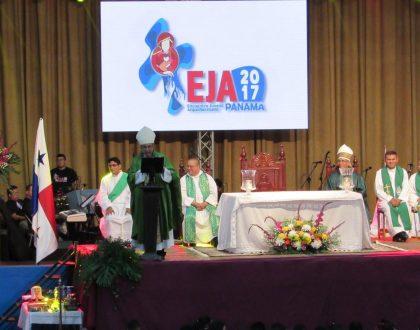 """""""Vive Cristo Esperanza Nuestra"""" XX del Encuentro Juvenil Arquidicesano EJA"""