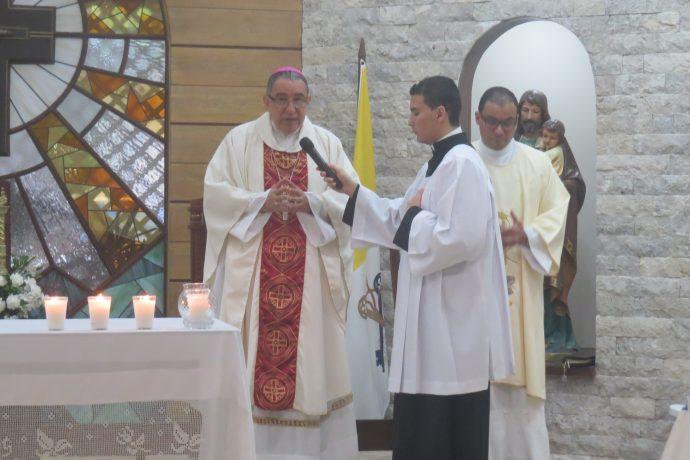 Homilía en el Encuentro del OSCAM de seminaristas - Arzobispo de Panamá