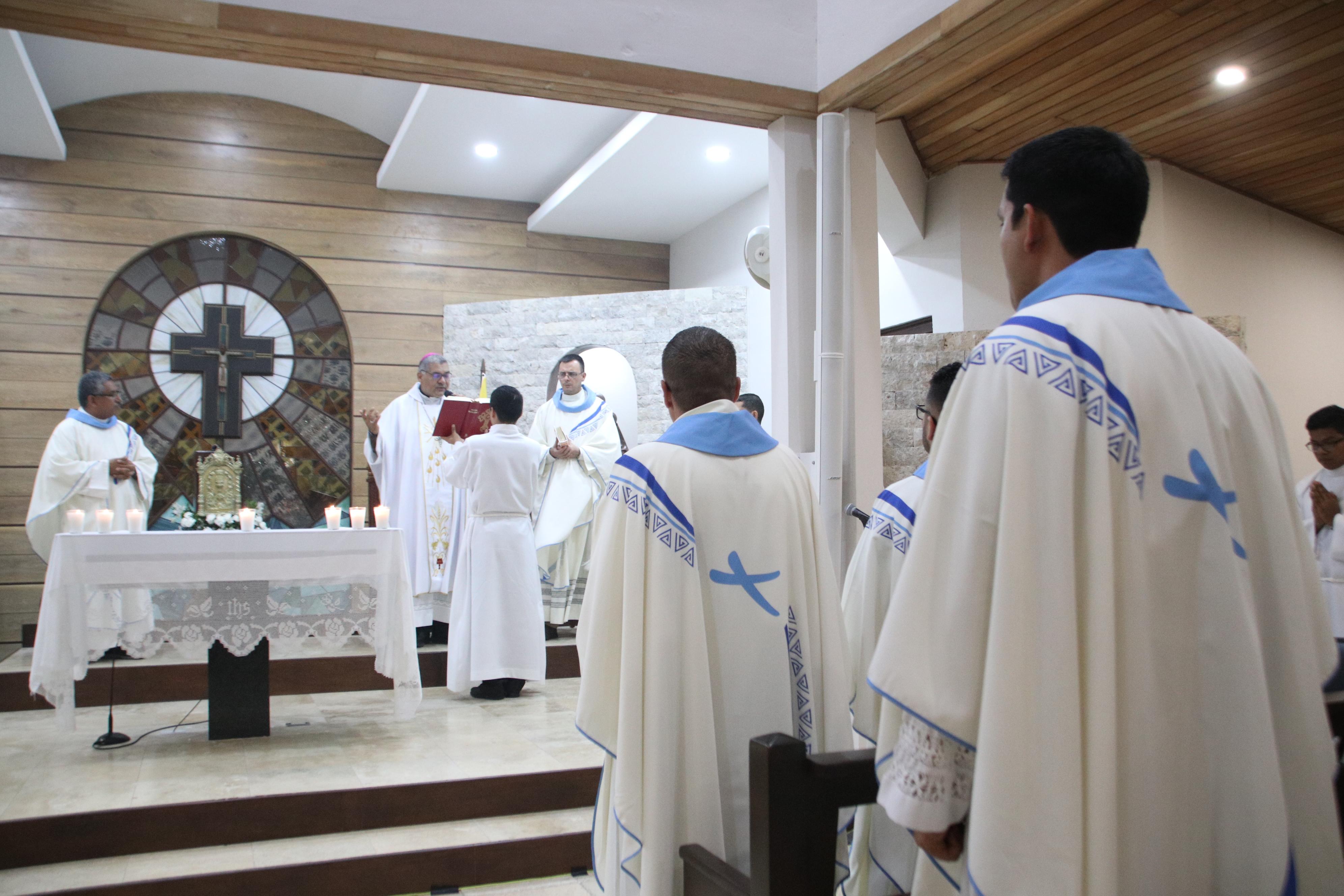 Transmisión Eucaristía de Apertura