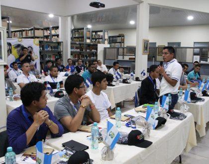 Fotos - Apertura OSCAM Seminaristas 2019