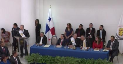 INVOCACIÓN RELIGIOSA: Toma de posesión del alcalde de la Ciudad de Panamá