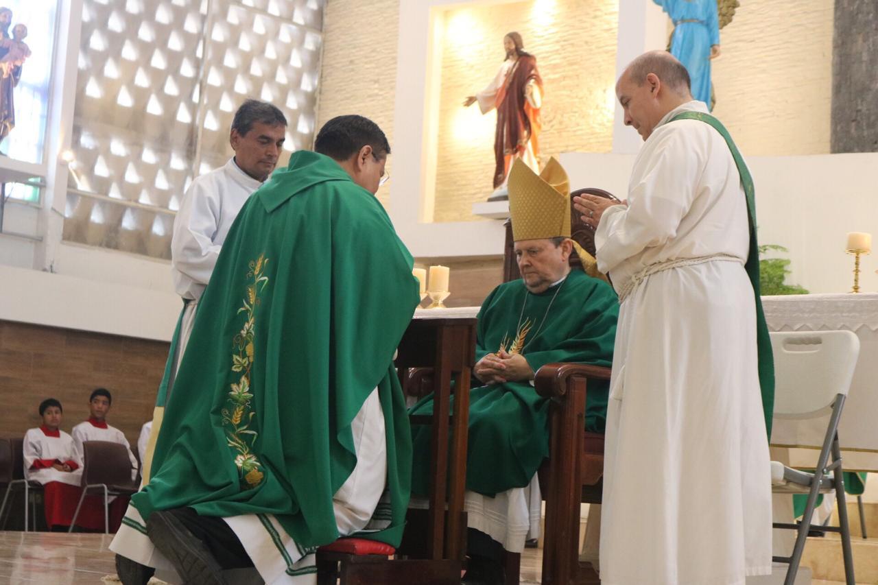 Arquidiócesis designa a sacerdotes  para nuevas misiones
