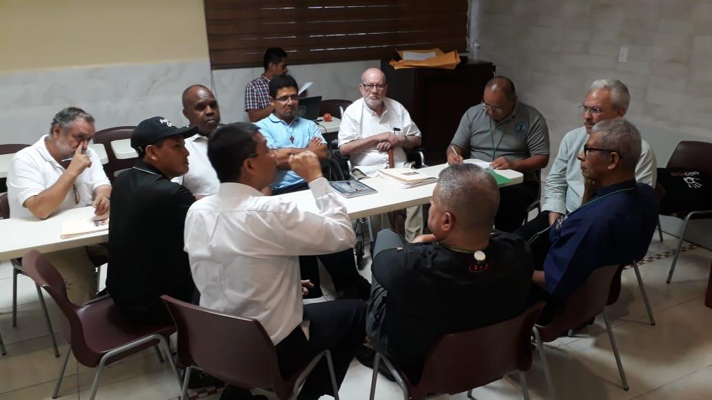 Clero Arquidiocesano profundiza sobre la fraternidad sacerdotal