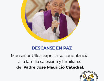 FALLECE PADRE CATEDRAL
