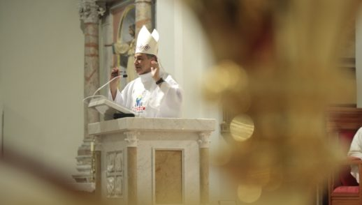 Homilía Festividad Santa María La Antigua Conclusión de la Asamblea Arquidiocesana de Pastoral Juvenil.