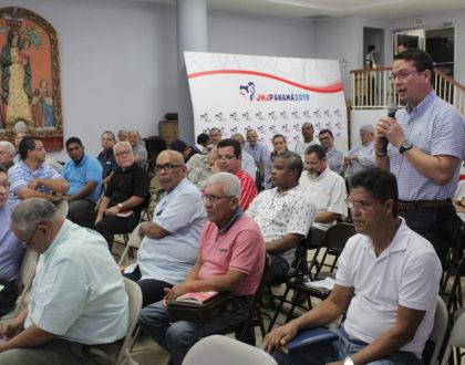 """Realizada formación sobre """"práctica diaconal en la liturgia"""""""