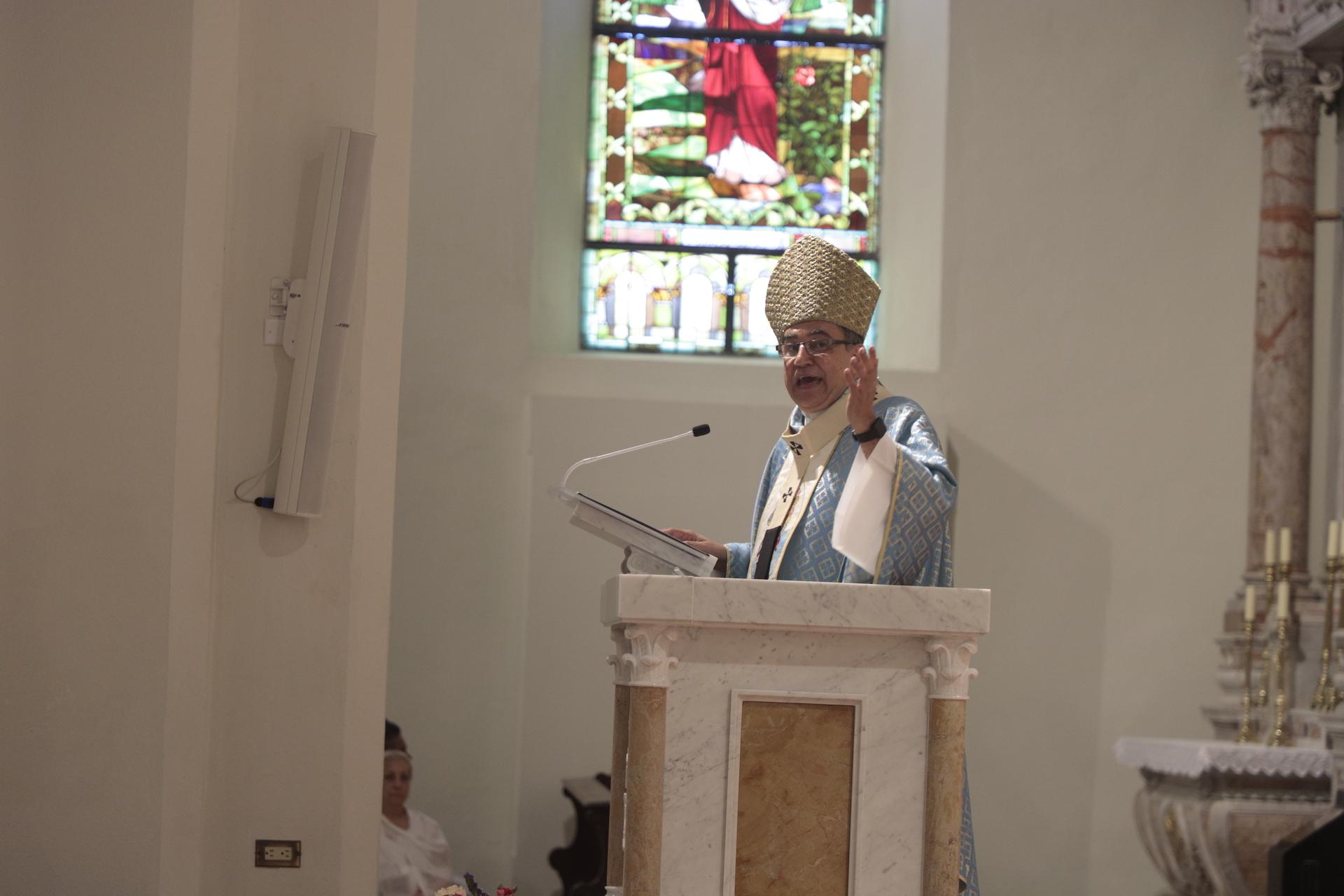 Homilía Festividad Santa María La Antigua 2019