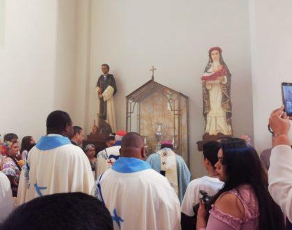 Proponen santuario para San Martín y Santa Rosa de Lima