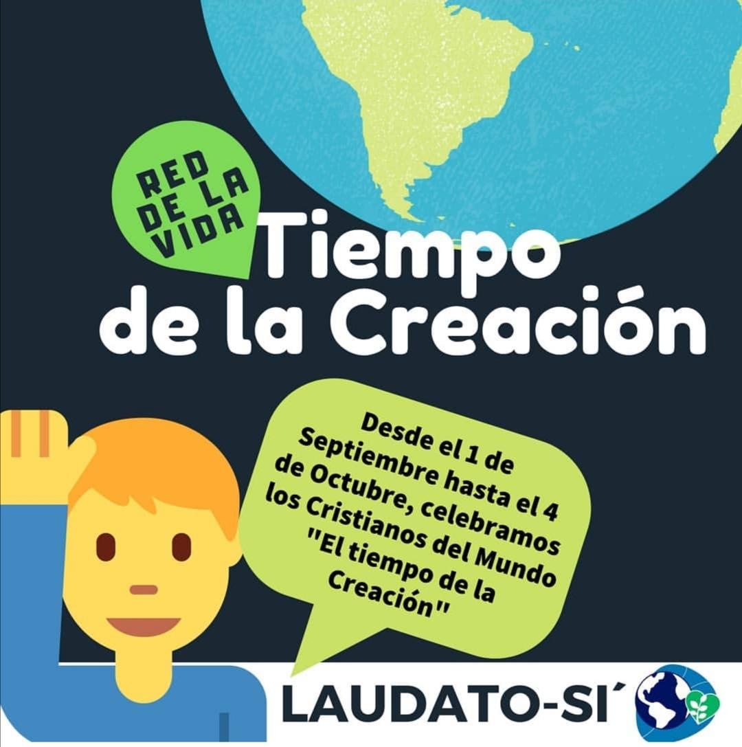 'El Tiempo de la Creación' será vivido en la Iglesia