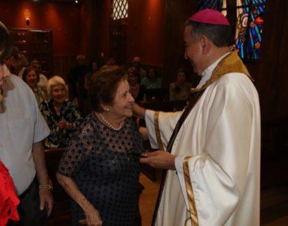 Una vida dedicada a Dios: 100 años de Mercedes Arias de Lloyd