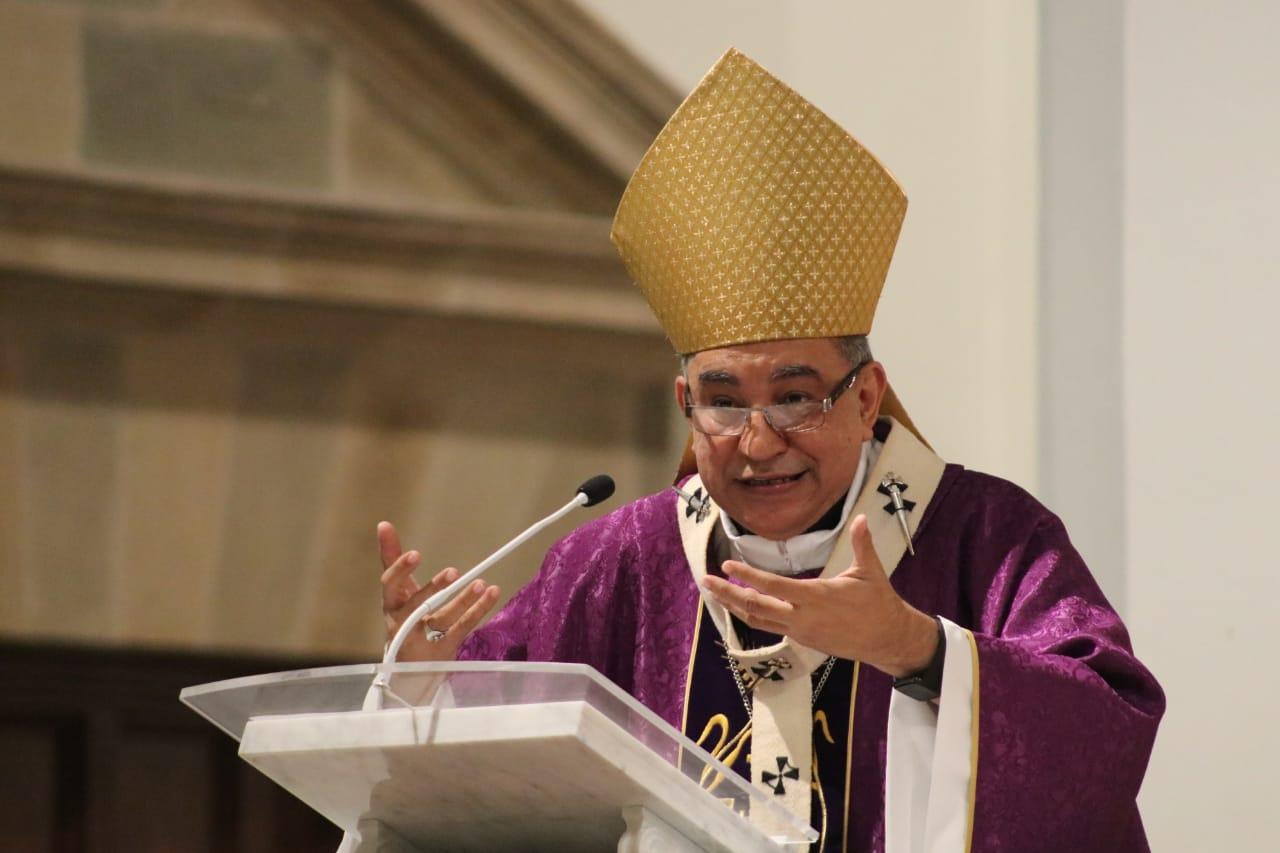 """Mons. Ulloa, antesituación de albergues:  """"La Iglesia Católica ante estos hecho tiene tolerancia cero"""""""