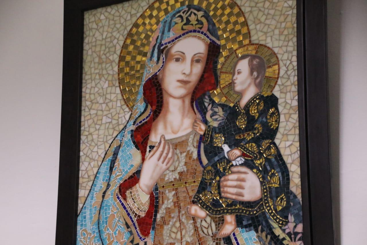 """Santa María la Antigua proclamada """"Madre Espiritual"""" de Panamá"""
