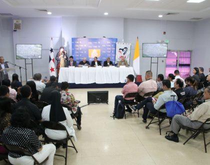 COMITÉ ORGANIZADOR DE LA JMJ PRESENTA INFORME DE GESTION DE LA JMJ PANAMA 2019