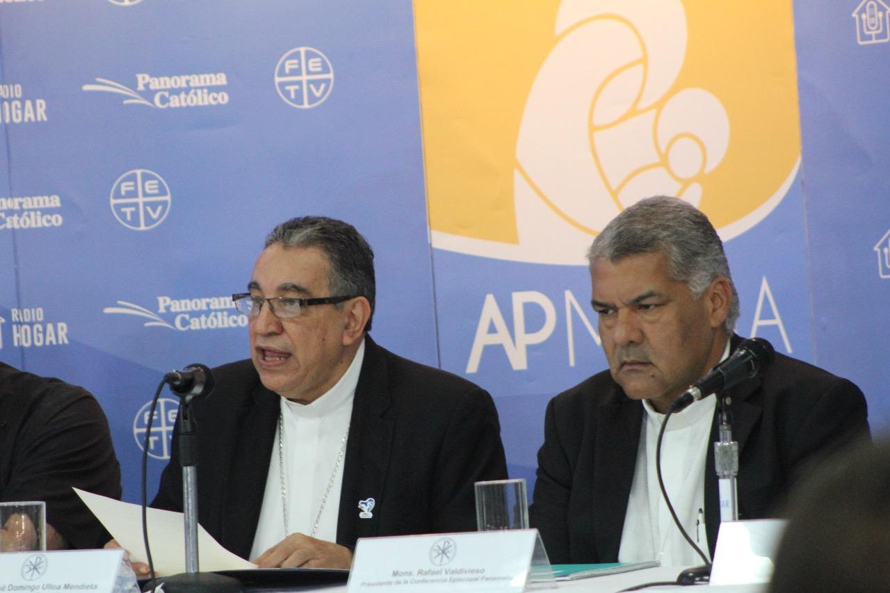 Palabras del Arzobispo en la conferencia de prensa sobre la gestión pastoral y económica de la JMJ