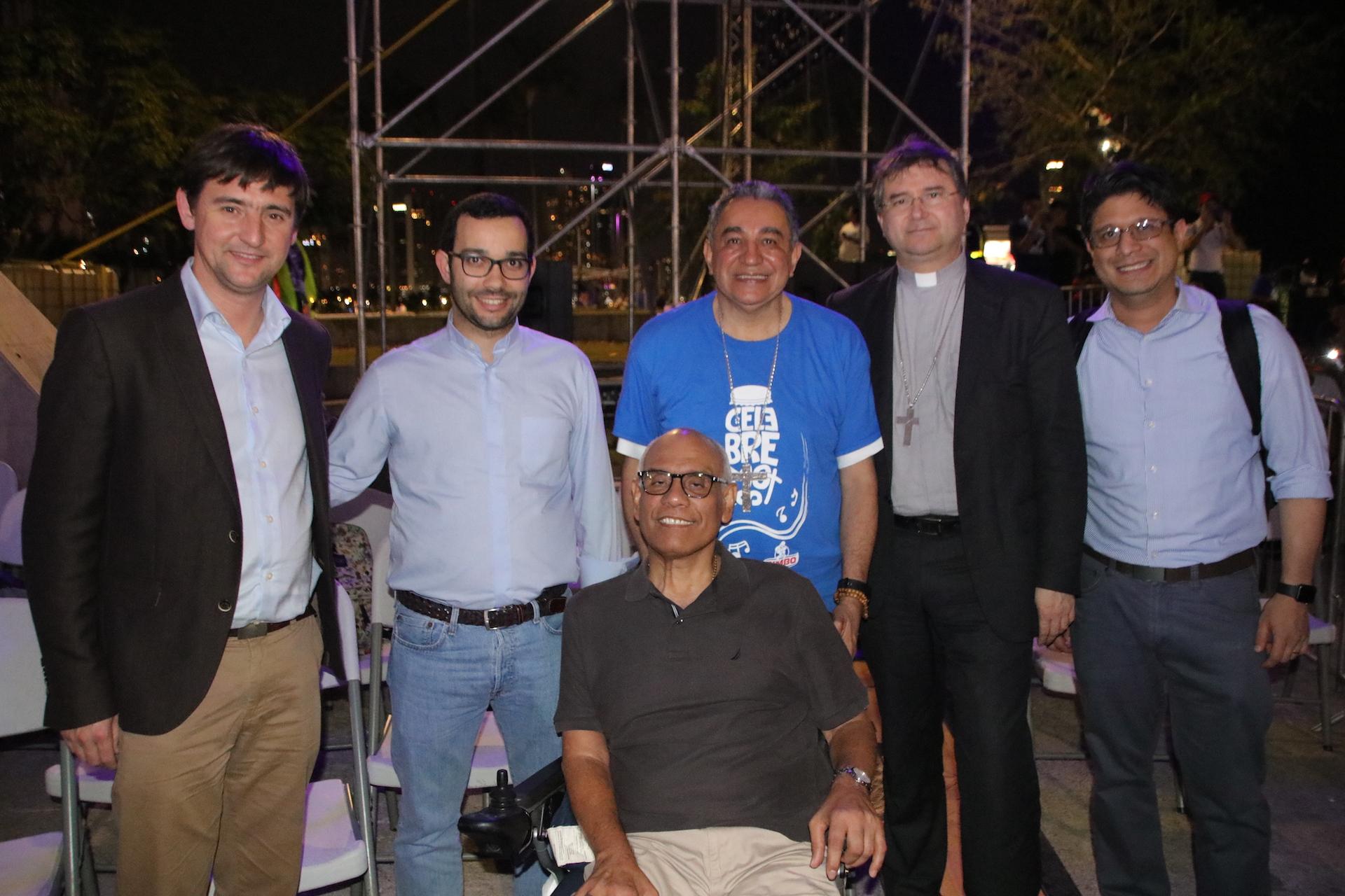 Panamá y Lisboa trabajan estrechamente para el éxito de la JMJ 2022