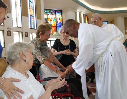 Eucaristía por la salud en la solemnidad de Nuestra Señora de Lourdes patrona de los enfermo
