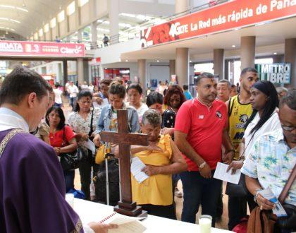 En la Arquidiócesis de Panamá Diáconos permanentes salen al encuentro de los alejados este Miércoles de Ceniza