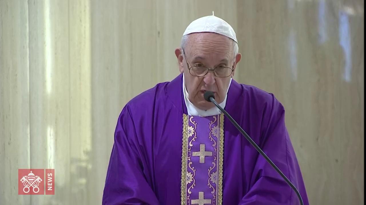 """El Papa recuerda cómo recibir """"¿perdón sin un sacerdote?"""""""