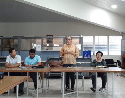 Primer Encuentro de Coordinadores de Grupo  de Oración Vocacional