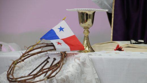 27 DE MARZO 2020 - HOMILÍA EN LA JORNADA DE ORACIÓN, AYUNO Y PENITENCIA Y CONSAGRACIÓN A SANTA MARÍA LA ANTIGUA