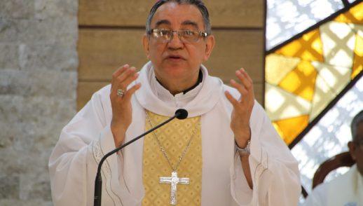 HOMILÍA MISA TELEVISADA TERCER DOMINGO DE CUARESMA Seminario Mayor San José, Domingo 15 de marzo de 2020.