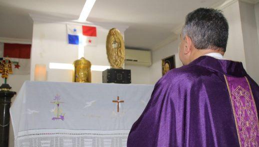 2 DE ABRIL - HOMILÍA MISA TELEVISADA, CAPILLA DE LA CASA DEL ARZOBISPOS