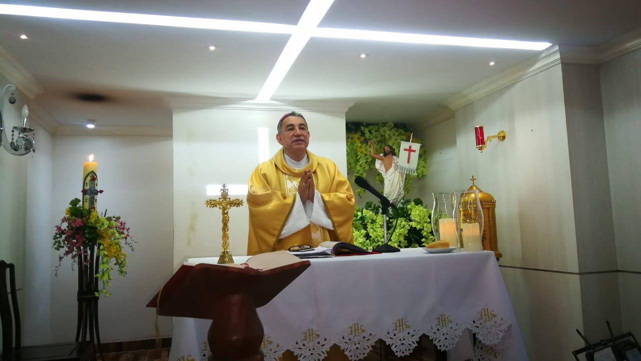 HOMILÍA - MIÉRCOLES DE LA ORCTAVA DE PASCUAL (15 de abril de 2020)