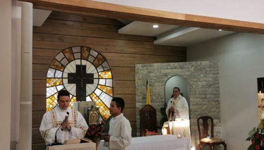 HOMILÍA - DOMINGO DE PASCUA (12 de abril de 2020)