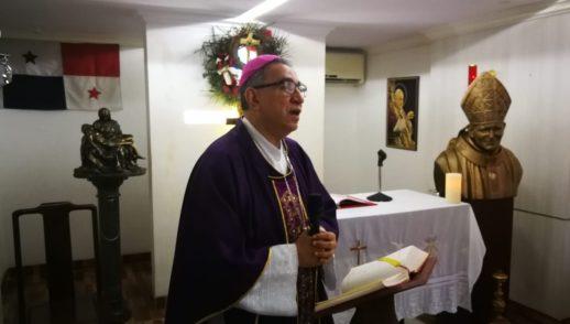 HOMILÍA - MARTES SANTO (7 de abril de 2020)