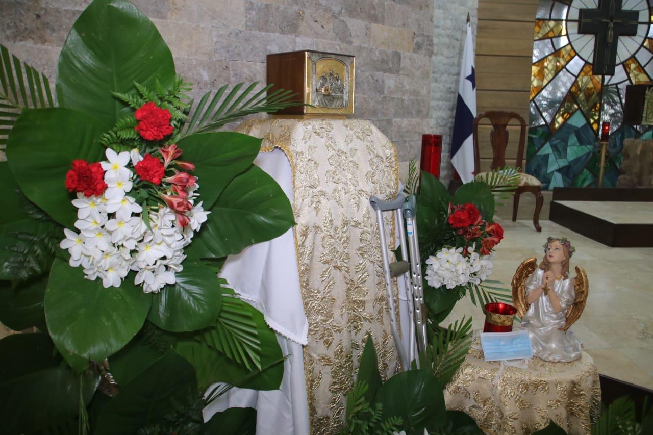 Sacerdotes de la Arquidiócesis de Panamá ofrecen su estipendio para obras sociales