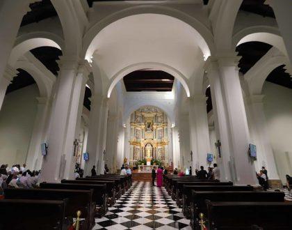 Las Capillas y Parroquias que no cumplan con los protocolos establecidos no podrán abrir sus puertas