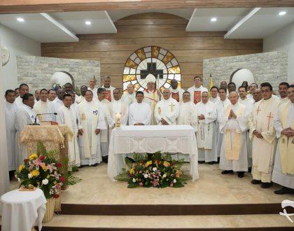 En el día del Buen Pastor, el Seminario Mayor San José Celebra sus Bodas de Oro