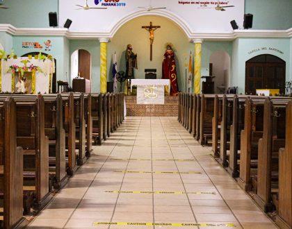 En la Arquidiócesis de Panamá: Reapertura de templos católicos solo se hará si están preparados