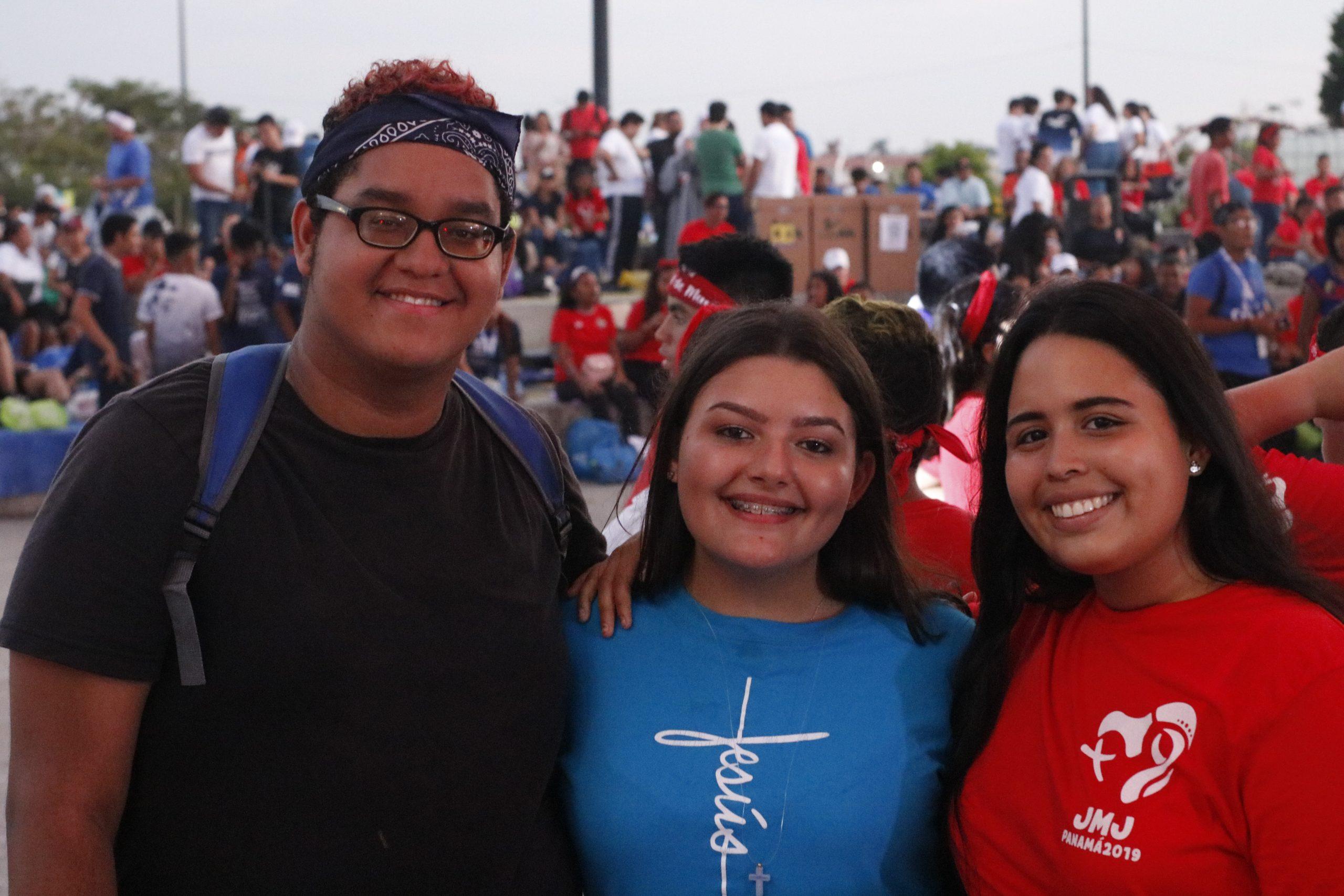 "Monseñor Ulloa: ""llegó la hora de que los jóvenes Panameños, respondan a la llamada del Señor"""