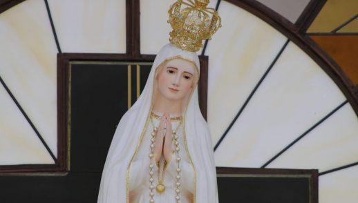 HOMILÍA - Nuestra Señora de FÁTIMA (13 de mayo 2020)